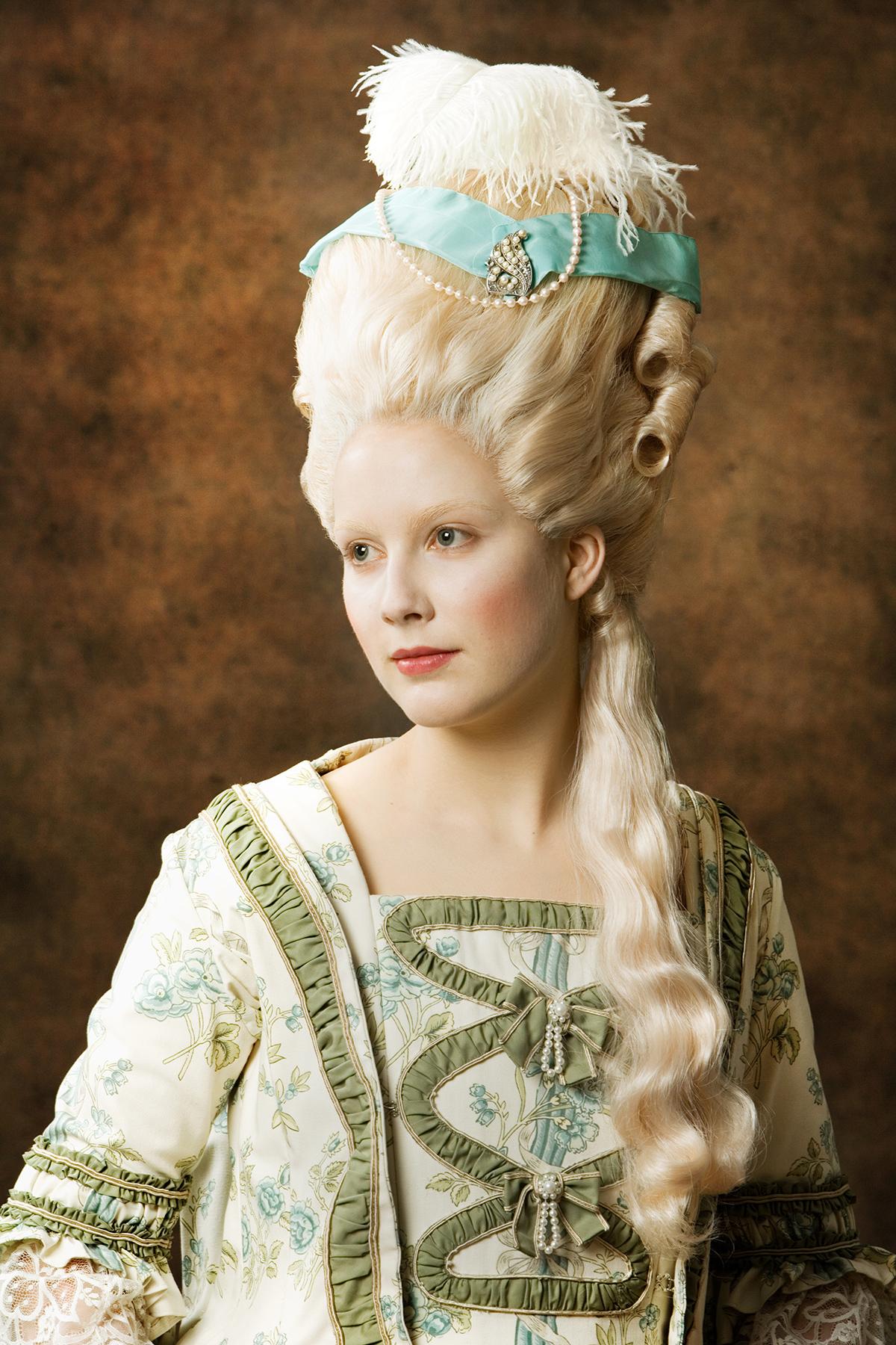 Bhne/Theater #07  Atelier Lareida - 1800S Hairstyles